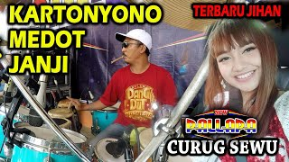 KARTONYONO MEDOT JANJI - JIHAN AUDY - New Pallapa Curug Sewu _ Ky Ageng CakMet