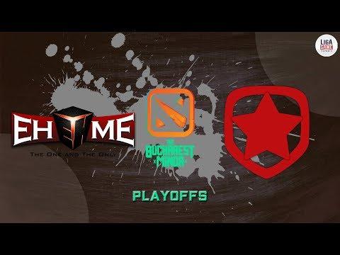 [DOTA 2] Keen Gaming VS Ninjas In Pyjamas - The PGL Bucharest Minor Playoff Day 2
