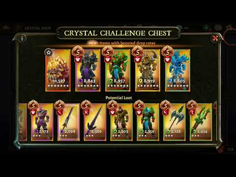 OMG NEW UPDATE FOR FREE SUPER ITEMS ! Dungeon Hunter 5