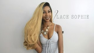 Lace Front Sophie, Lace Front Glamour e Lace Front Candy Pink