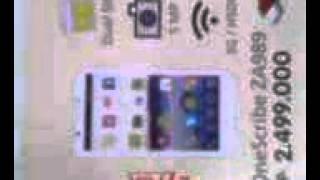 Tablet ZYREX OneScribe ZA989