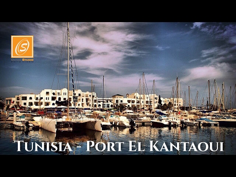 Tunisia - Port El Kantaoui Walking Tour