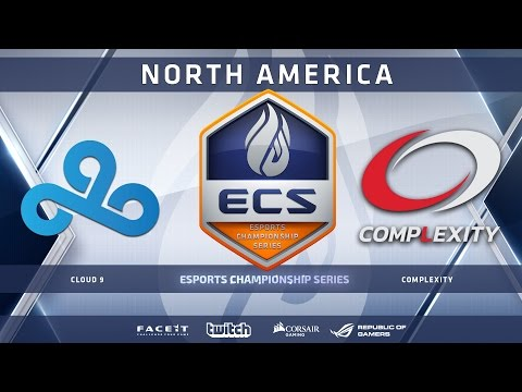 Cloud9 vs Complexity - Train (ECS Season 2 North America)