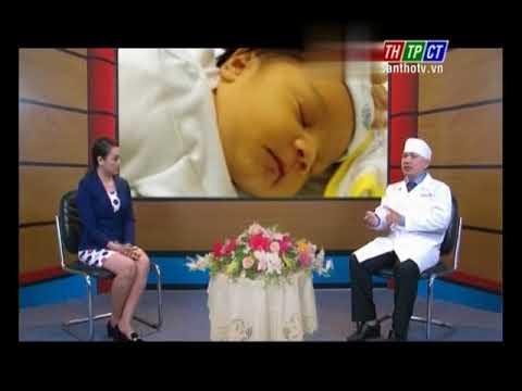 Chữa bệnh Vàng da ở trẻ sơ sinh | Sức Khỏe 365