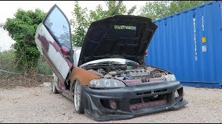 BUYING A RICED OUT CIVIC!!