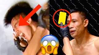 This CONTROVERSIAL FIGHT Ended With An INSANE KNOCKOUT 😱