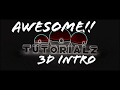 MAKE AWESOME 3D INTROS//BLENDER TUTORIAL