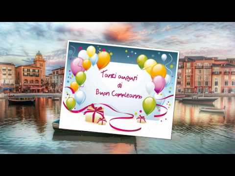 Happy Birthday (Italian Version)