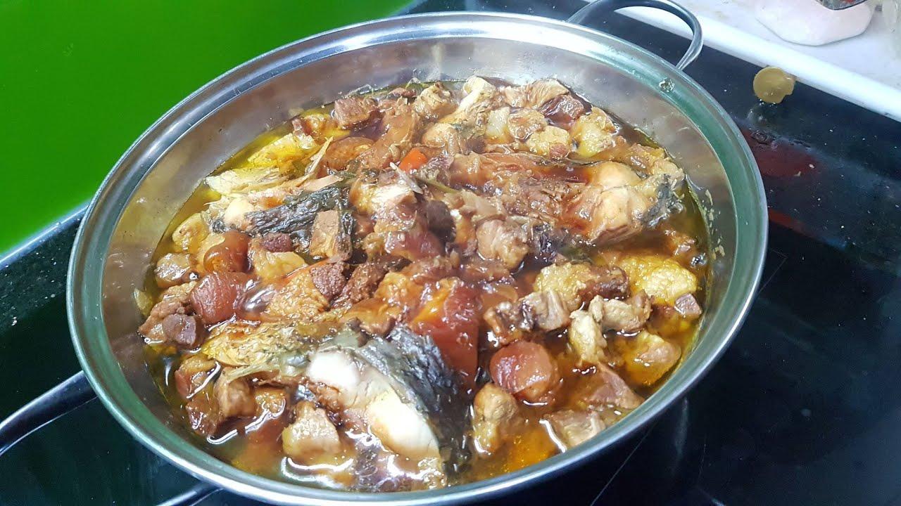 Cách nấu cá kho ngon rắn thịt không tanh