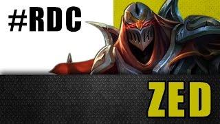 Rap dos Champions - Zed - Méqui Huê [League of Legends]