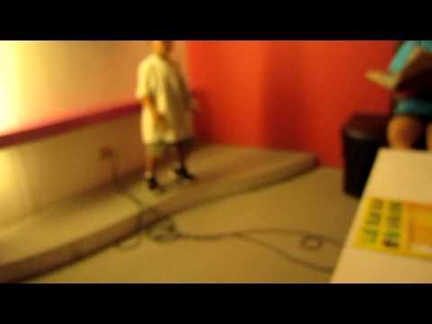 Josh  Dancing ,Seth & Sheva  Singing Videoke @ Vivo : Ormoc
