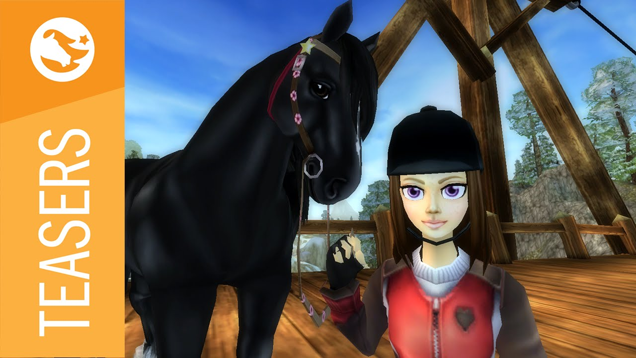 star stable teasers lead horse function youtube. Black Bedroom Furniture Sets. Home Design Ideas