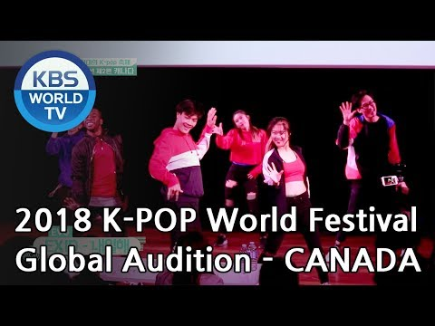 2018 K-POP World Festival Global Audition EP.2 - CANADA Mp3