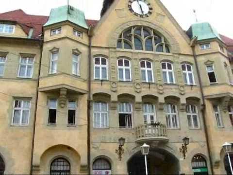 Slovenia Travel: The Art Nouveau City Hall and Main Square of Ptuj