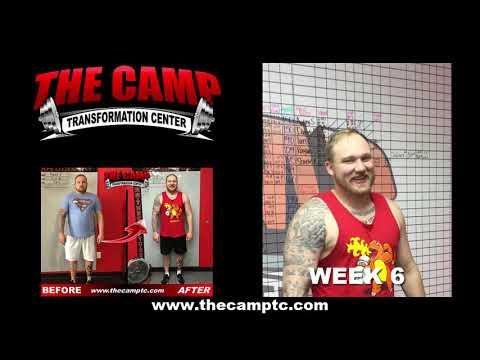 Jacksonville FL Weight Loss Fitness 6 Week Challenge Results - Richard B.