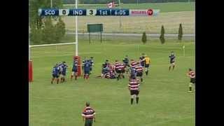 Ottawa Indians RFC vs. Barrhaven Scottish 2009