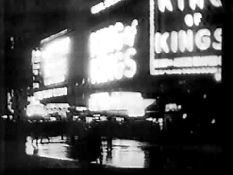 Broadway in the 1920s: The Great White Way