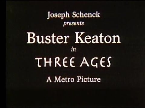 Three Ages (Buster Keaton, 1923)