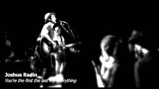 Joshua Radin - You