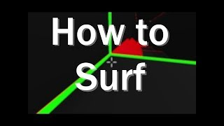 How To Surf In Roblox Surf