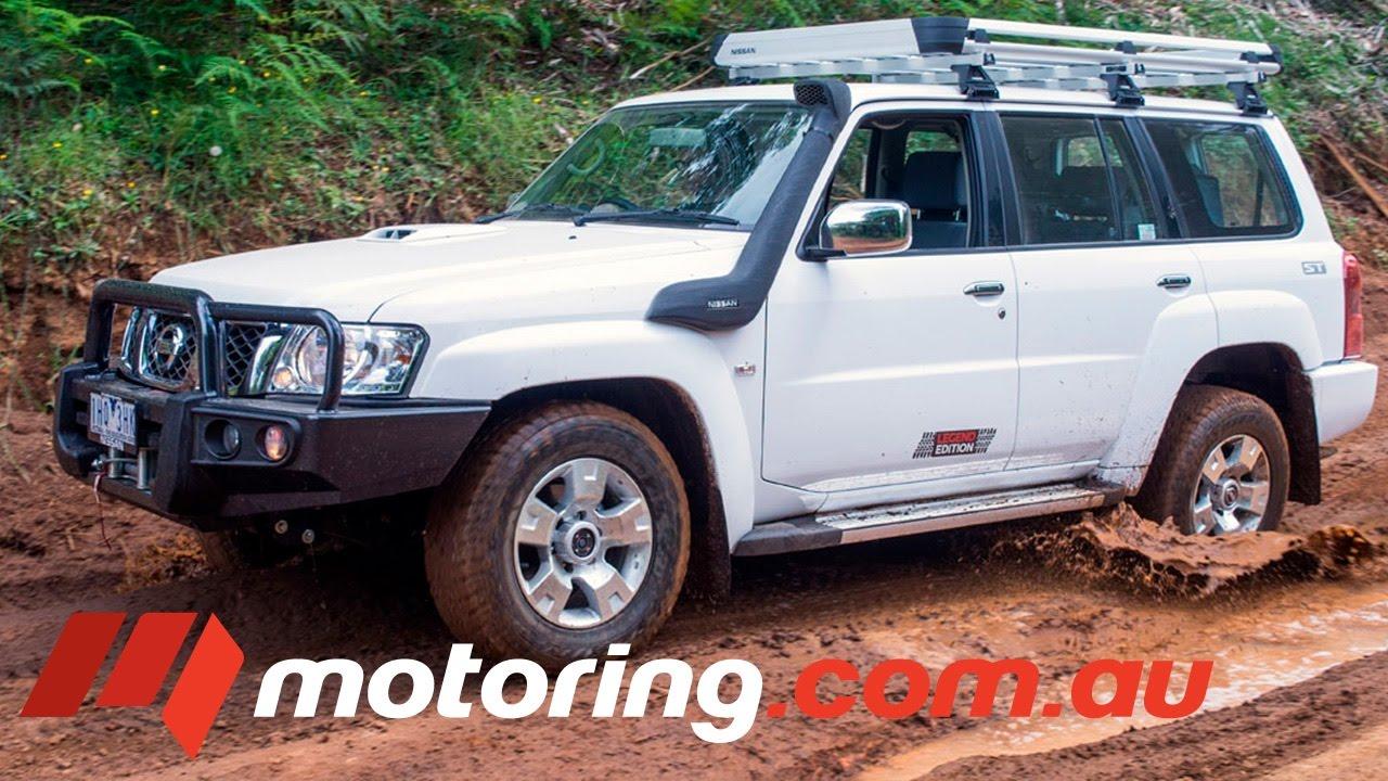 Nissan Patrol Y61 Legend Edition Review