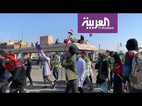 العراق.. التظاهر مستمر والقتل مستمر  - نشر قبل 2 ساعة