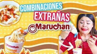 MARUCHANES 5 NUEVAS COMBINACIONES EXTRAÑAS *PARTE 2*  |RebeO