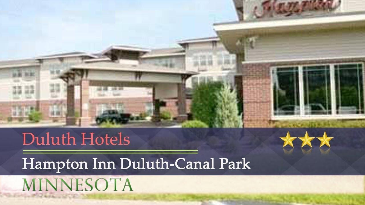 Hampton Inn Duluth C Park Hotels Minnesota