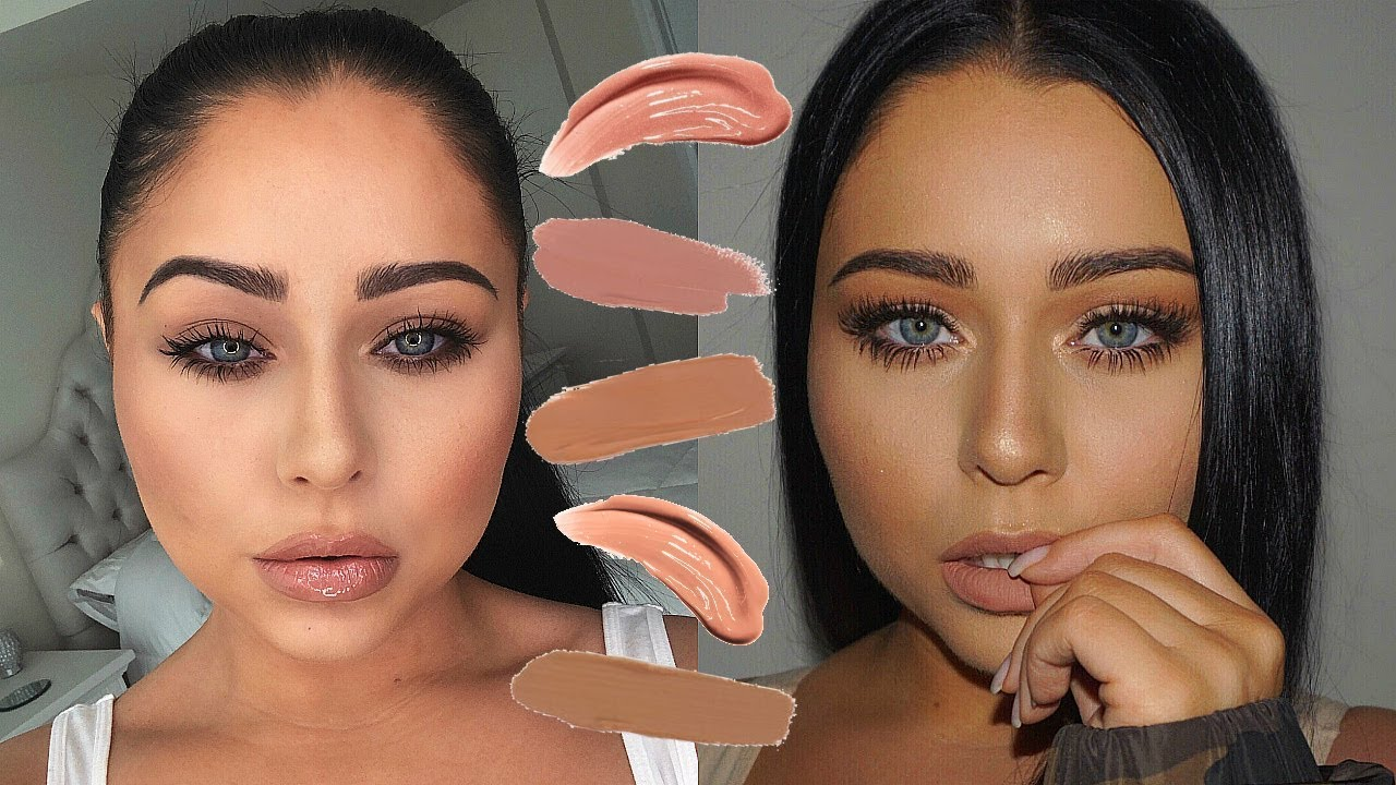 MY FAVORITE NUDE LIP PRODUCTS | AN INDEPTH GUIDE - YouTube