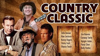 Greatest Old Country Music by greatest Country singers -Top 100 Classic Country Songs of all time thumbnail