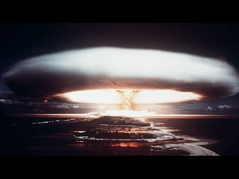 'Darkness, below freezing, most would starve': What nuclear war would look like