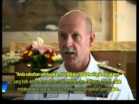 Trans TV: Exclusive Interview with 7th Commander, Vice Admiral Scott Swift's