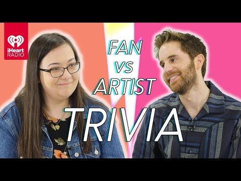 Ben Platt Goes Head To Head With His Biggest Fan | Fan Vs Artist Trivia