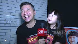 INSERT - Duo Personil Honne Kagum Karena Kelucuan Gempi Saat Bernyanyi (22/11/19)
