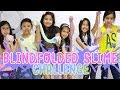 Blindfolded Slime Challenge With My School Mate
