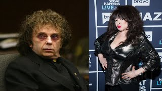 R.I.P. Singer Ronnie Spector Made Heartbreaking Confession About Her Husband, Phil Spector Death!!