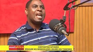 Madhara ya kupokea tu zawadi | East Africa Breakfast
