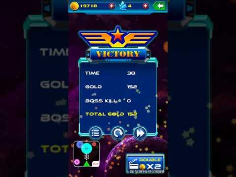 Galaxy Attack: Alien Shooter (iOS) - Walkthrough, Tips