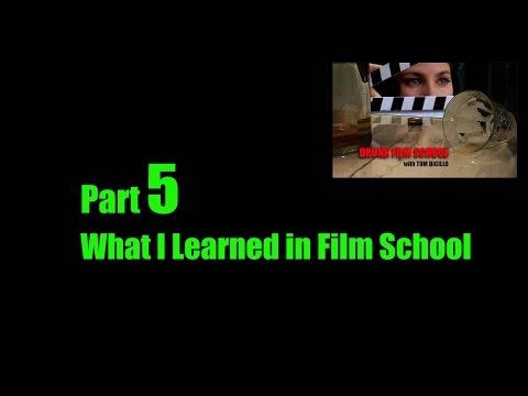 Drunk Film School with Tom DiCillo Pt 5