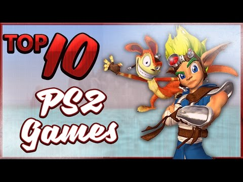 Top 10 Best PS2 Games - snomaN Gaming