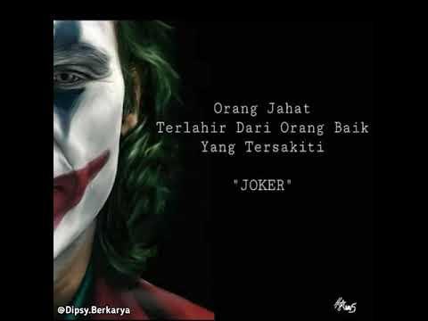 quotes joker kata kata joker