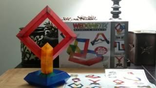 конструктор Wedgits Wedgnetix 351016