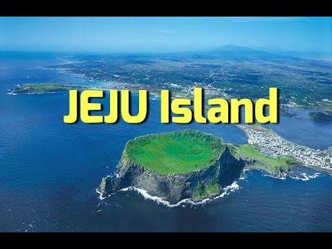 Tourist attractions in Jeju Island, South Korea