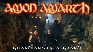 Смотреть клип Amon Amarth - Guardians Of Asgaard