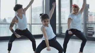 EMIL RENGLE &amp MADALINA (RedBlonde) w ARIS - IDGAF (DANCE)