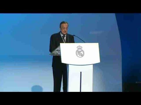 La Asamblea del Real Madrid tiene un recuerdo especial para Álvaro Arbeloa