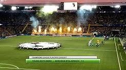 Young Boys Bern - Gladbach 1-3 (16.08.2016)   Fanmarsch und Sieg