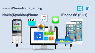 [Nokia to iPhone 6S]: How to Transfer All Data from Nokia Symbian Phone to iPhone 6S / 6S Plus