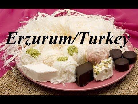 Turkey/Erzurum/Amazing! (Pişmaniye.Ever tasted it?)  Part 4