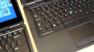 Dell Latitude 12 7000 Series (Model E7240 touch) Ultrabook Preview